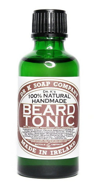DR K SOAP COMPANY BEARD TONIC ORIGINAL