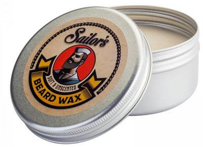 skäggvax