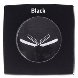 svart skäggfärg