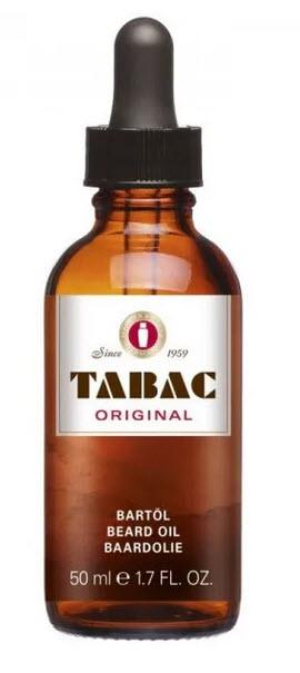 tabac skäggolja